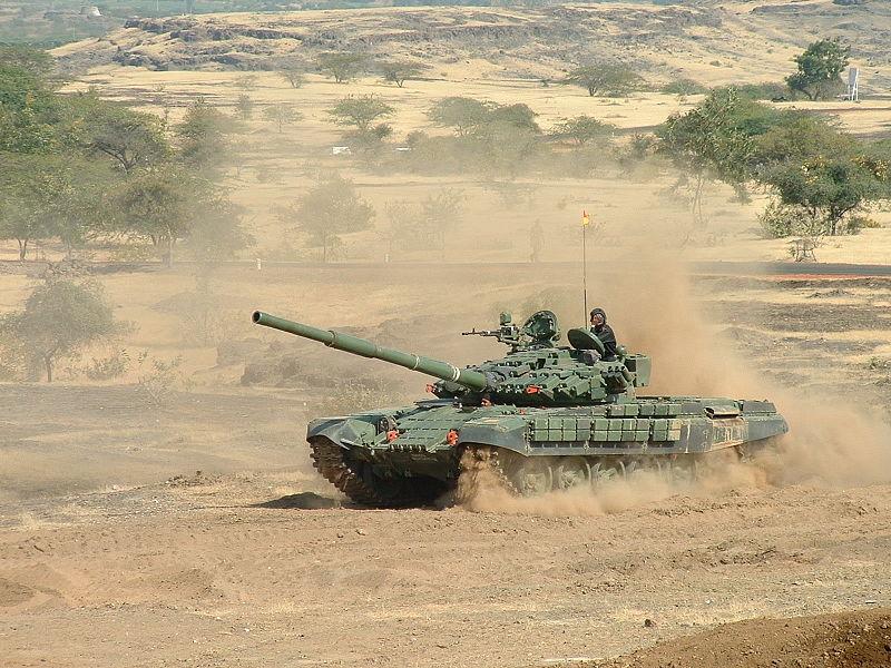 Сирийская свободная армия захватила танки, переданные Россией Асаду