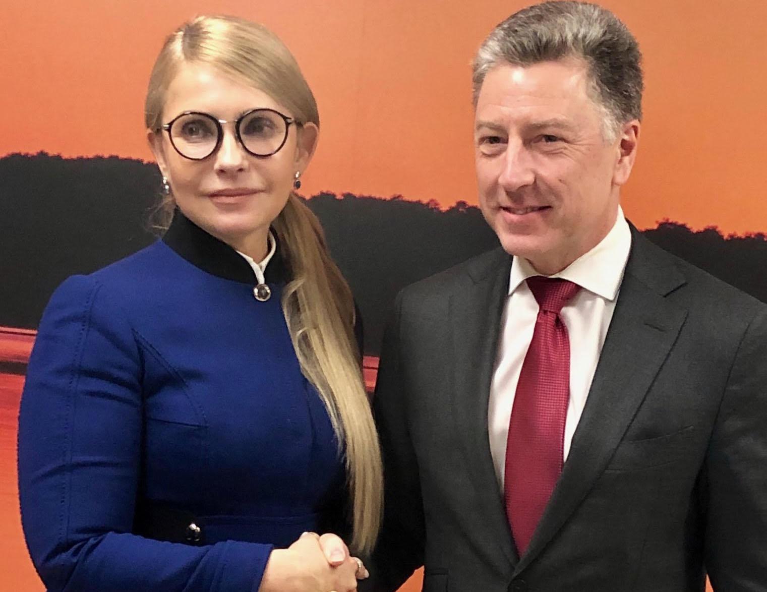 Украина, Россия, США, Госдеп, Тимошенко, Волкер.