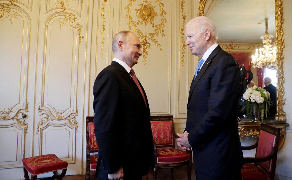 CNN узнал, как Байден не позволил Путину набрать имиджевых очков на саммите в Женеве