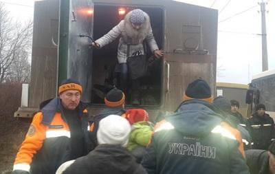 дебальцево, авдеевка, эвакация, автобус