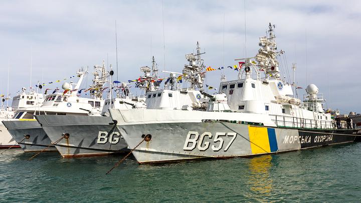 Рада разрешила военнослужащим ВМС Украины открывать огонь на поражение по российским военным