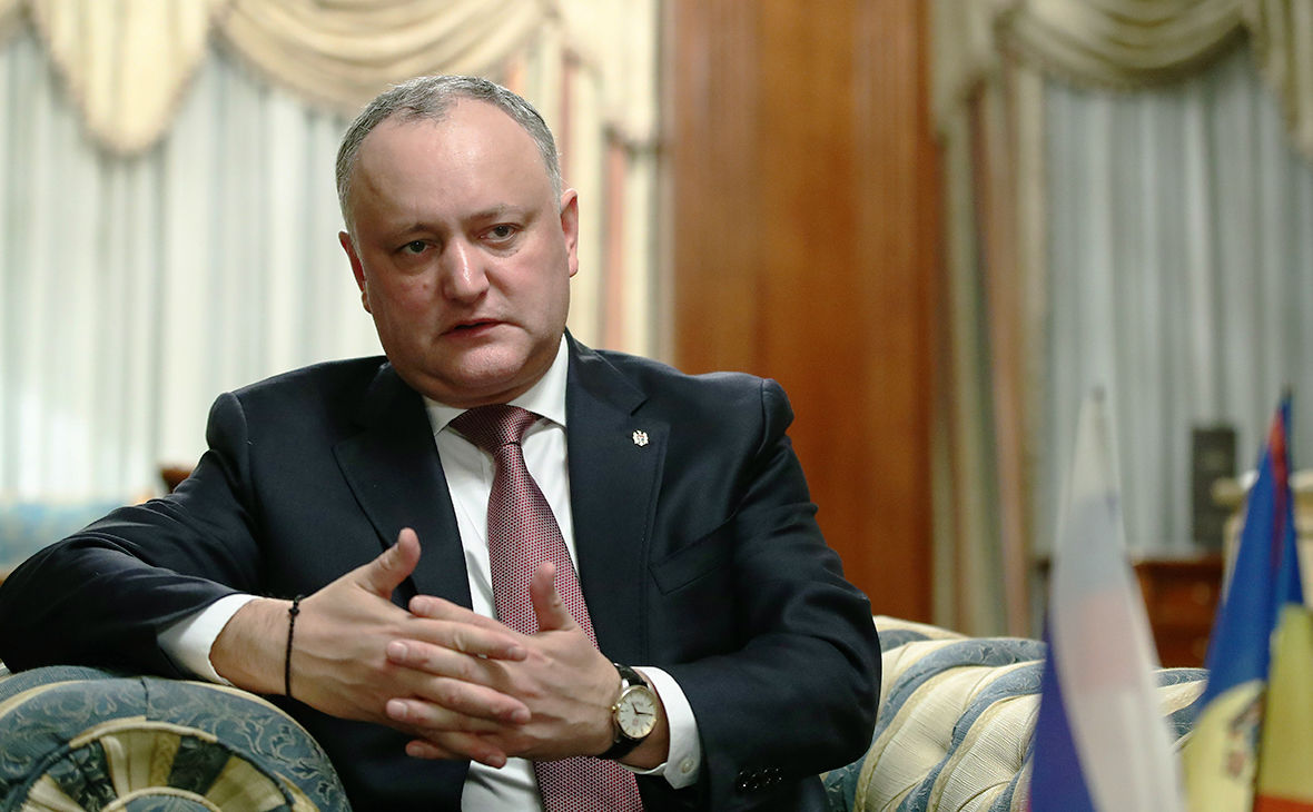 """""""Теперь у нас захваченное государство"""", – Додон заявил о завершении хороших отношений Молдовы и России"""