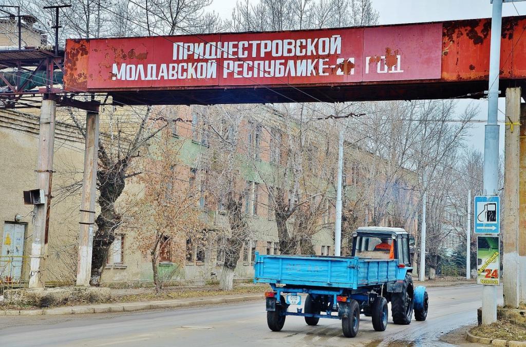 Россия угрожает войной Украине и Молдове, если они не помогут кормить Приднестровье