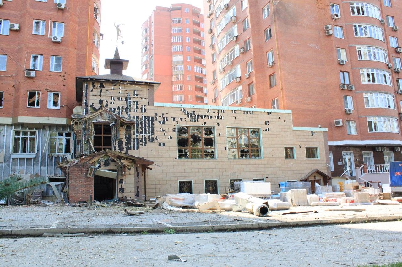 ДонОГА: В Донецке за день погибли 4 мирных жителя, 18 ранены