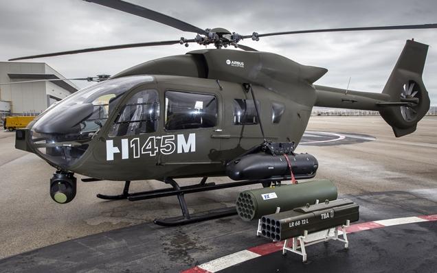 Агрессор вздрогнет: Порошенко намерен превратить 55 французских вертолетов в боевые и отдать ВСУ