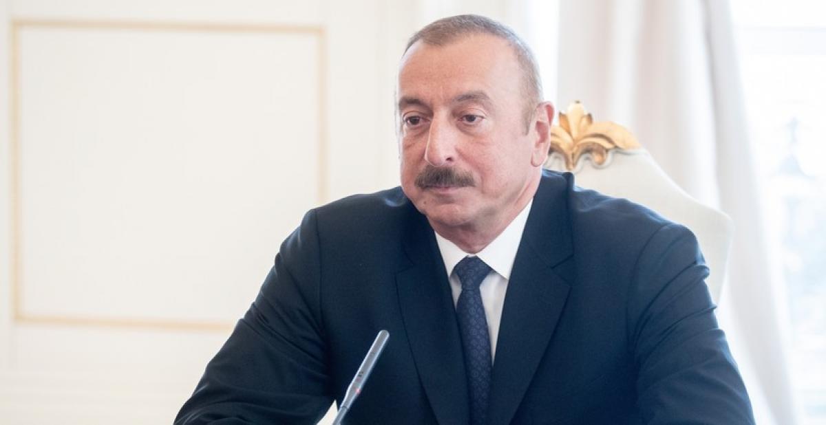 "Алиев: ""Отечественная война за Карабах завершена, Азербайджан победил"""