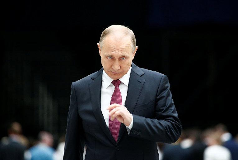 """""""Россия пошла в разнос и начала тонуть, время Путина сочтено: он уже всех достал"""", - Ганапольский"""