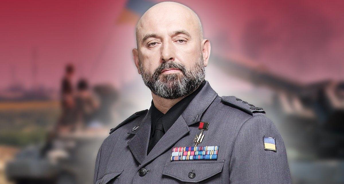 """Генерала Кривоноса уволили из рядов ВСУ: """"Без рапорта, была команда..."""""""