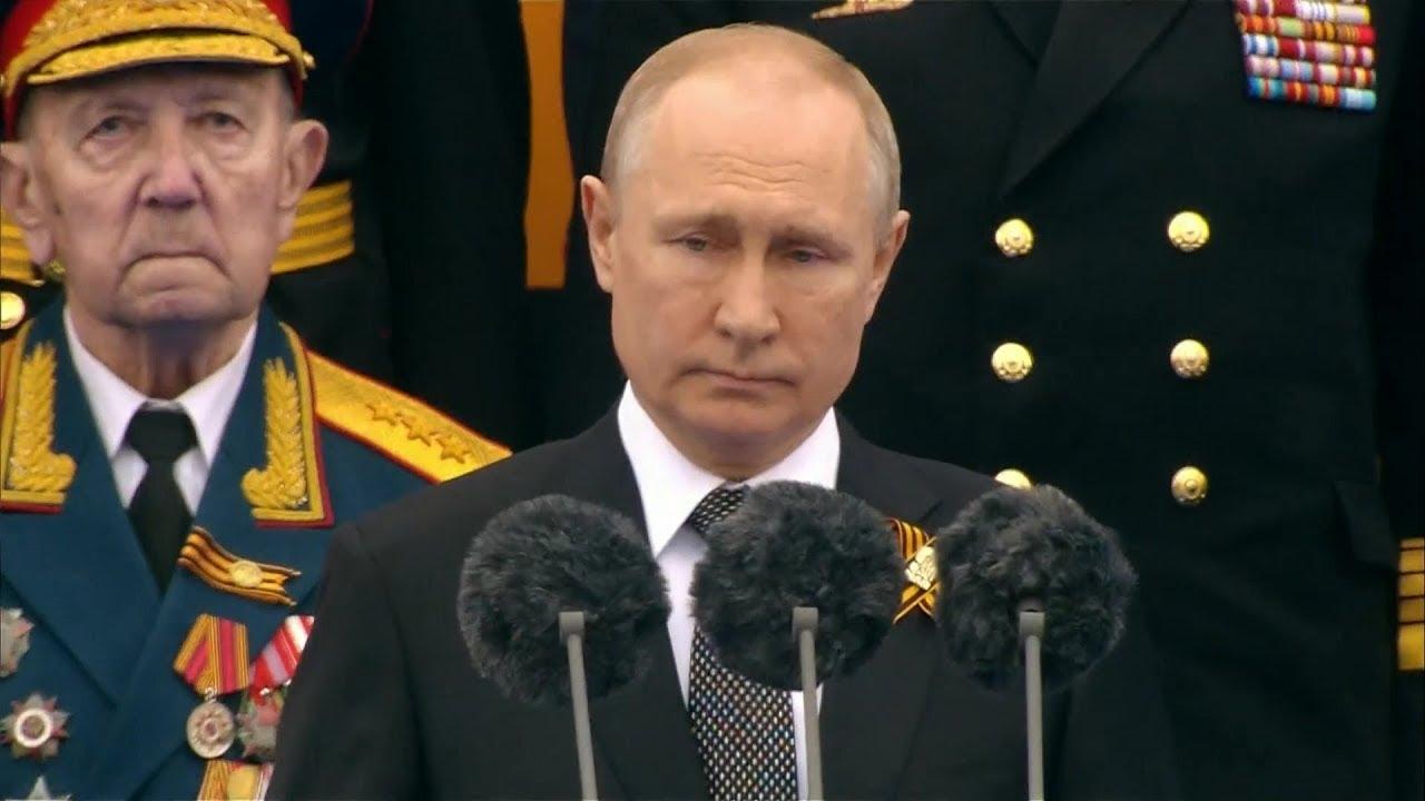 """В день трагедии: Путин """"назначил"""" новую дату окончания Второй мировой войны"""