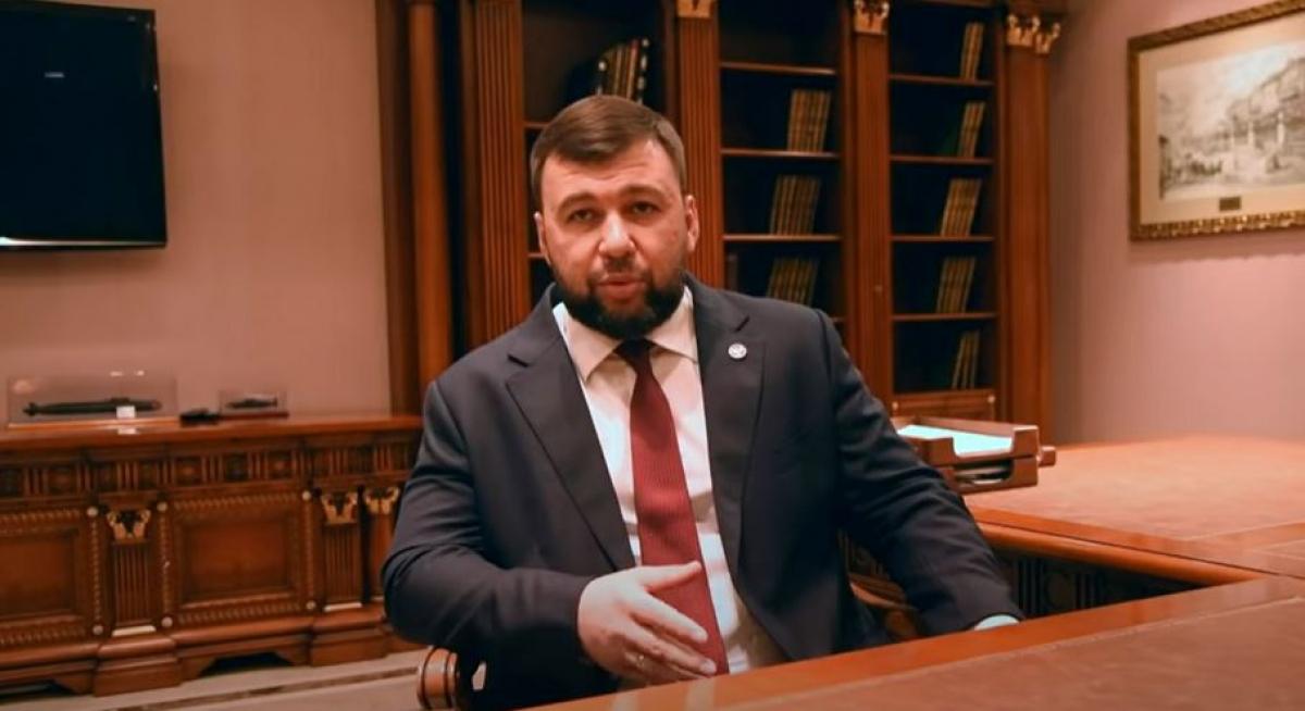 """Пушилин в интервью Шарию вышел из себя из-за Казанского и Гармаша: """"Это маразм"""""""