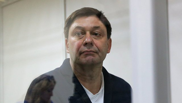 """""""Путин, помоги"""", - арестованный в Украине за госизмену Вышинский просит президента РФ его освободить. Подробности"""