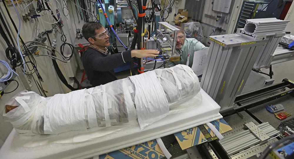 Ученые даже представить не могли, какую болезнь выявят при обследовании 2000-летней египетской мумии: результат исследования древнейшего тела сразил экспертов наповал, - сенсационные кадры
