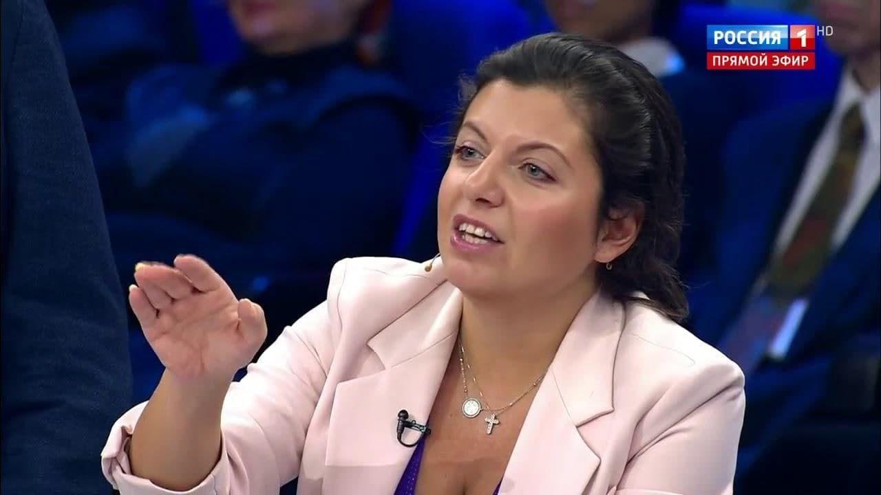 """Европарламент готовит мощные санкции для РФ – коснутся Симоньян и """"друзей Кремля"""""""