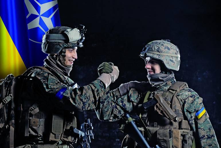 НАТО приближается… НАТО приближается: соцсети бурно отреагировали на решение Верховной Рады, взявшей курс на Североатлантический Альянс