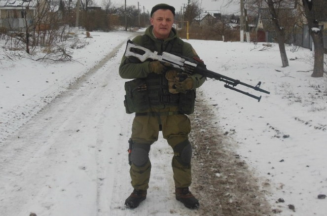 МЧСник из Новгорода поплатился за Донбасс: бойцы ООС принудительно отправили боевика домой