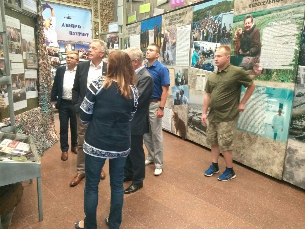 Депутаты Европарламента прибыли в Украину для ознакомления с ситуацией в зоне боевых действий на востоке страны