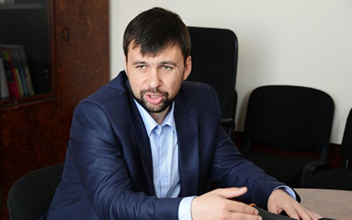 Донецк, ДНР, Денис пушилин, новости, Украина, Сергей курченко, выборы, Сурков