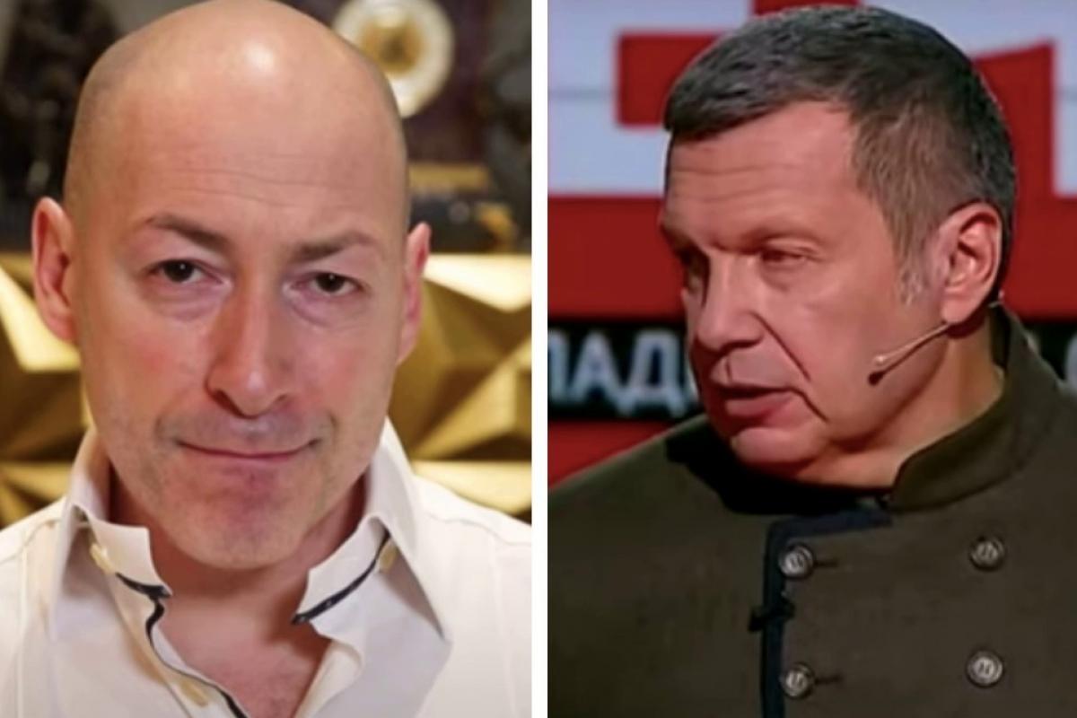 """Гордон поблагодарил Соловьева за услугу Украине: """"Он сам не понял, что дал в эфир"""""""