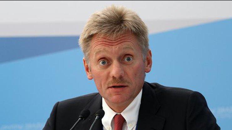 Песков обвинил Украину в том же, в чем Кремль всегда обвинял Бабченко - в русофобии и цинизме