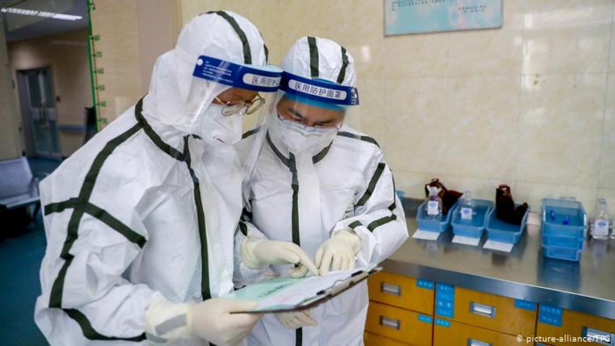 South China Morning Post: ученые сделали прогноз развития пандемии, без всемирного карантина вирус убьет 40 миллионов человек