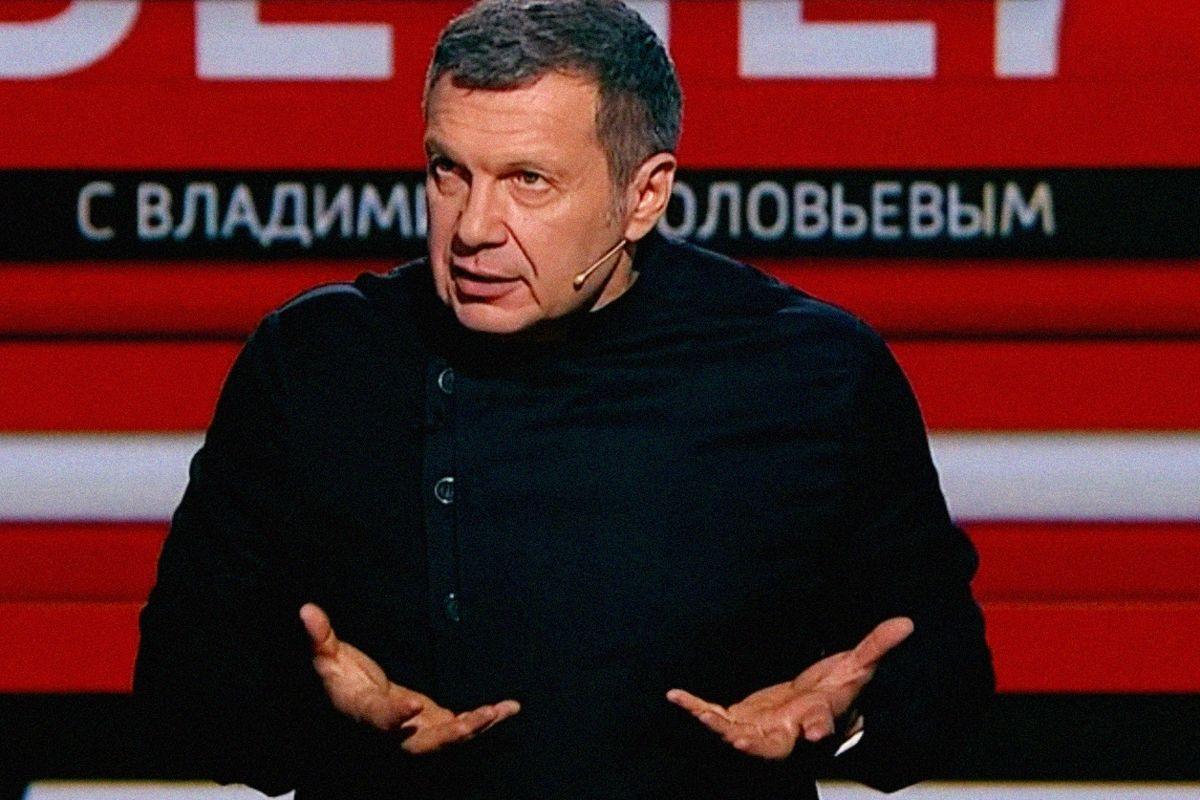 """Соловьев в эфире росТВ сделал громкое признание, Бутусов предупредил о последствиях: """"Он для них свой"""""""