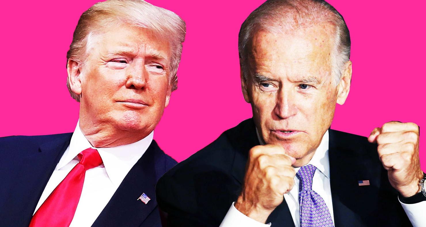 Диспозиция накануне выборов в США