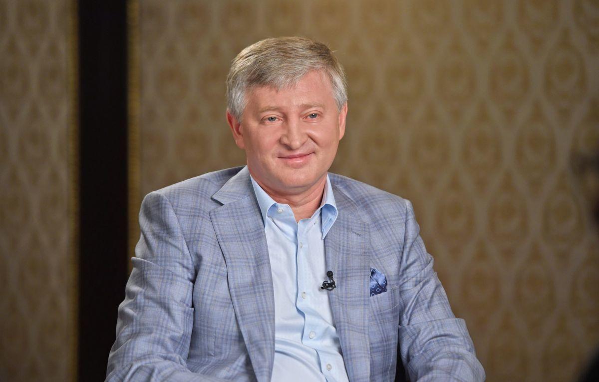 Ахметов отреагировал на законопроект Зеленского об олигархах