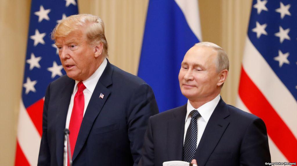 """""""Жду с нетерпением"""", - Трамп признался в Twitter, почему мечтает как можно скорее встретиться с Путиным снова"""