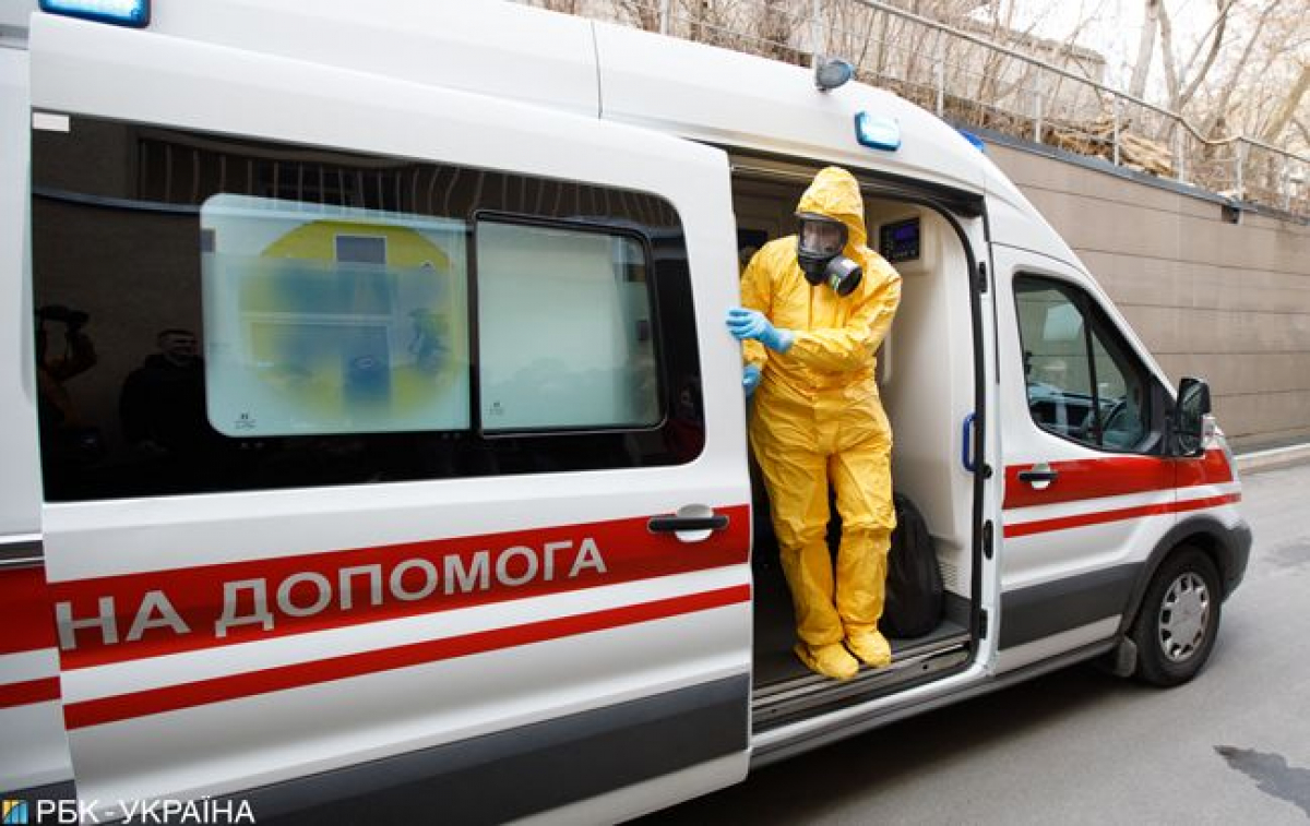 COVID-19, Коронавирус, эпидемия в Украине, Заражение В Киеве