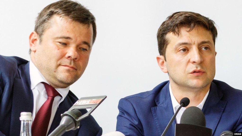 """Кому выгодна афера с """"отставкой"""" Андрея Богдана: Фесенко объяснил, кто и зачем это сделал"""