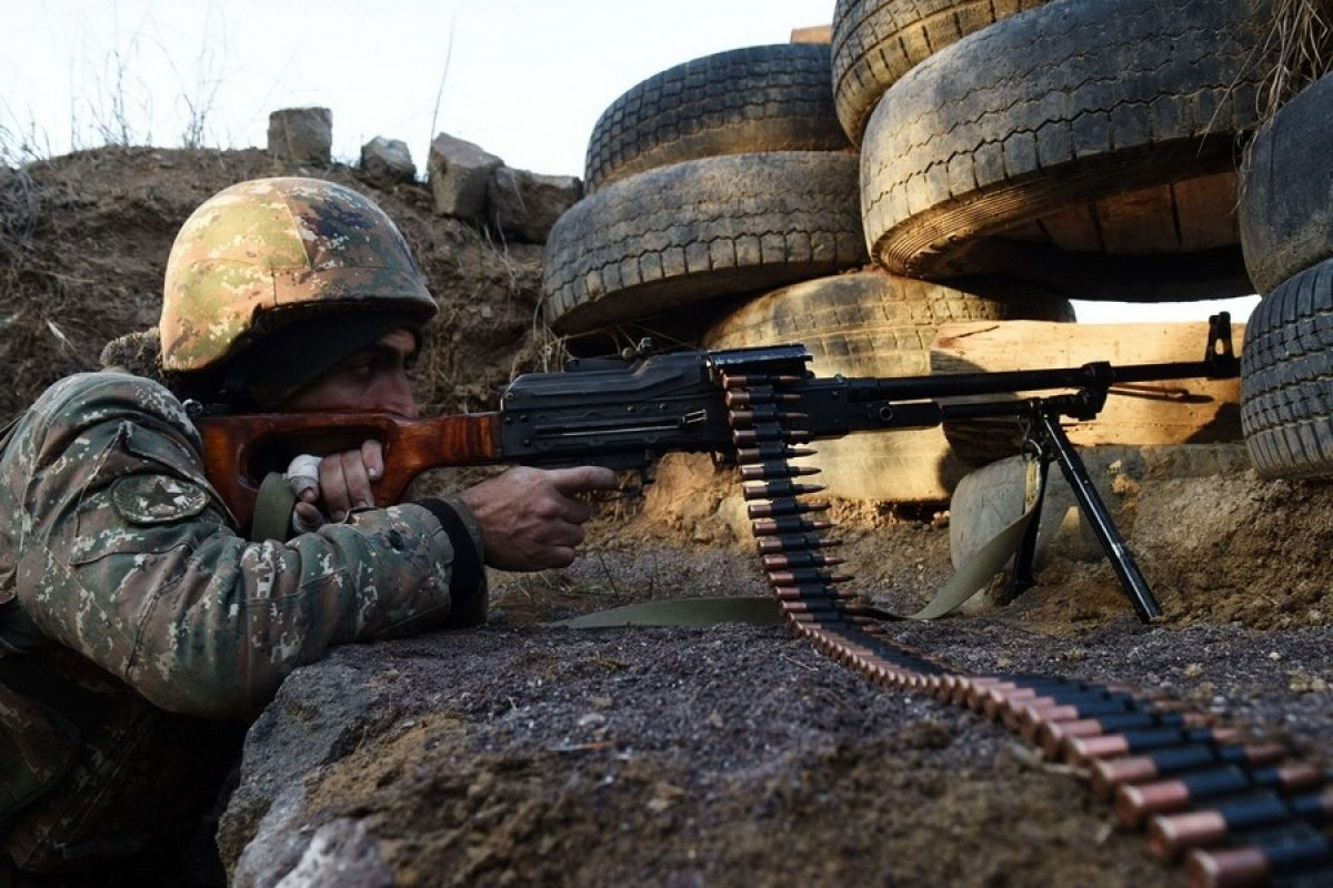 Война в Карабахе: источник сообщил о смертельном столкновении ВС Армении и Азербайджана