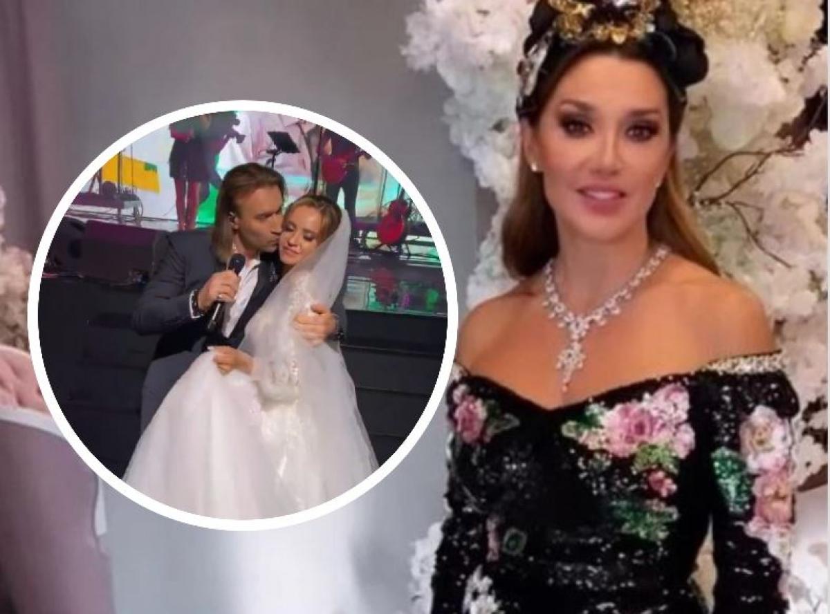 Винник, Макс Барских и Верка Сердючка выступили на свадьбе сына кумы Путина Марченко