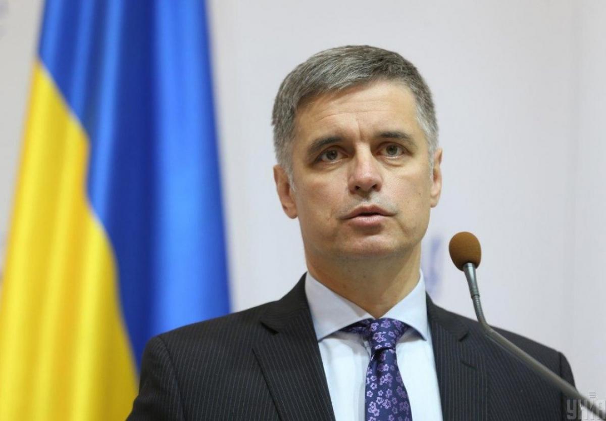 Украина, политика, Россия, зеленский, путин, переговоры, донбасс, пристайко, мид