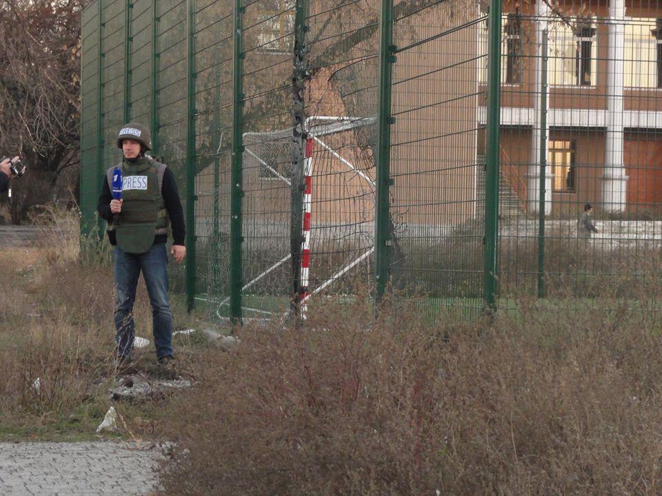 В России возбудили уголовное дело по факту обстрела школы в Донецке