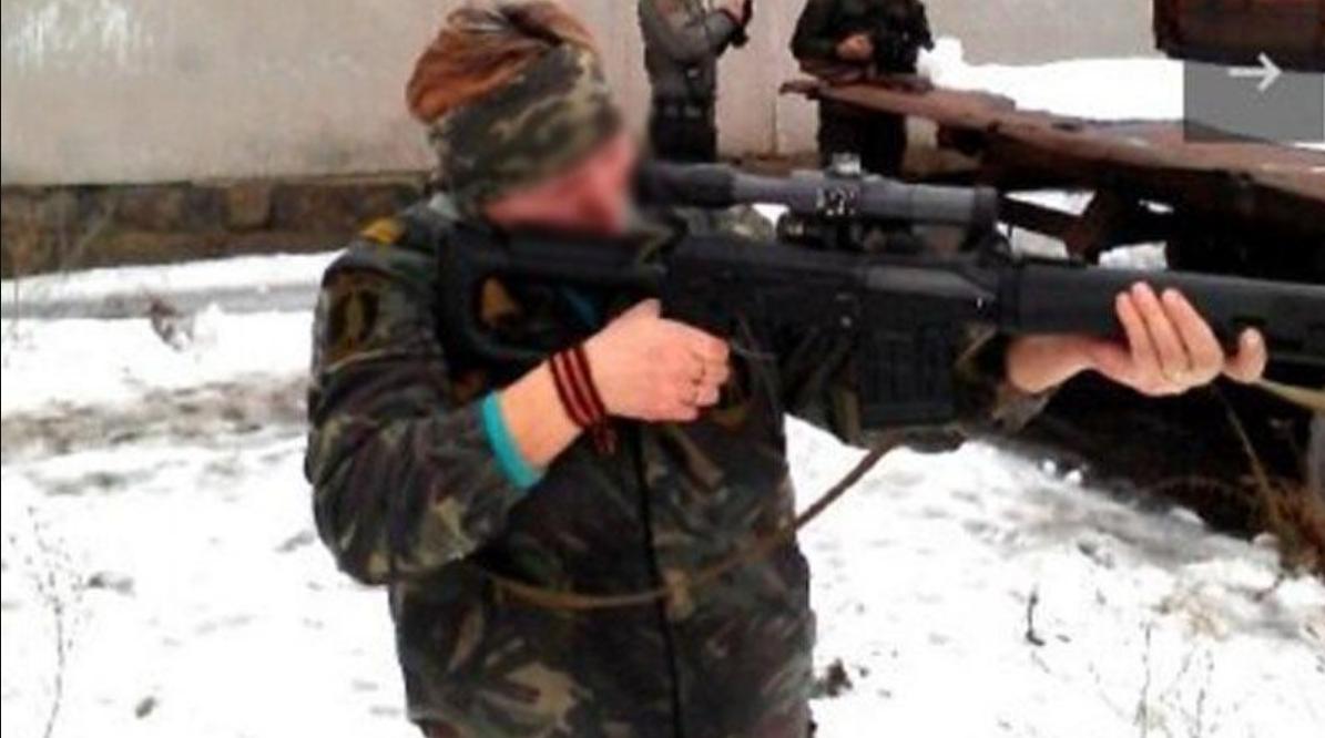 Украина, Волноваха, Наемница, Задержана, Боевики, ДНР, Полиция.