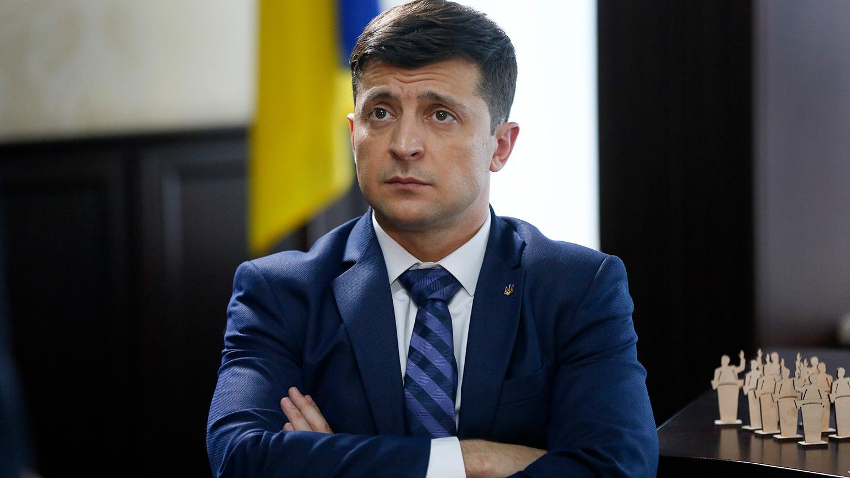 Зеленский, Опрос, Отношение, КМИС, Гончарук, Разумков.