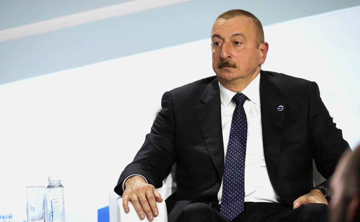 Азербайджан готов прекратить военные бои в Нагорном Карабахе: Алиев озвучил условие