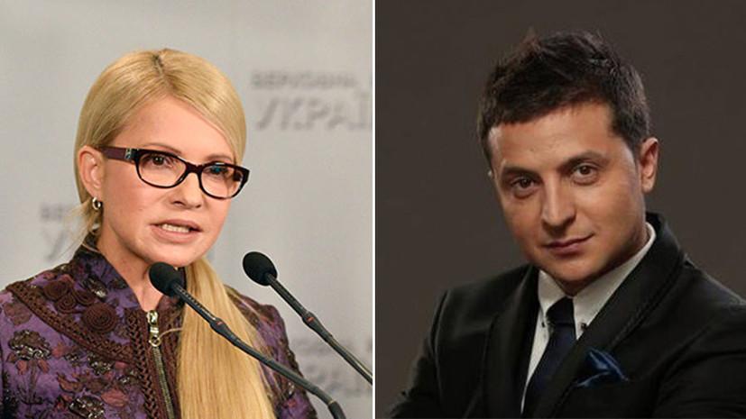 новости, Тимошенко, Зеленский, интервью, Соня Кошкина, политика, выборы президента 2019, рейтинг, борщ из чебурашки, видео, критика