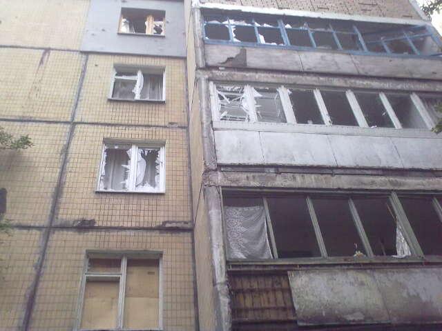 В Макеевке и Донецке вновь слышны взрывы и выстрелы