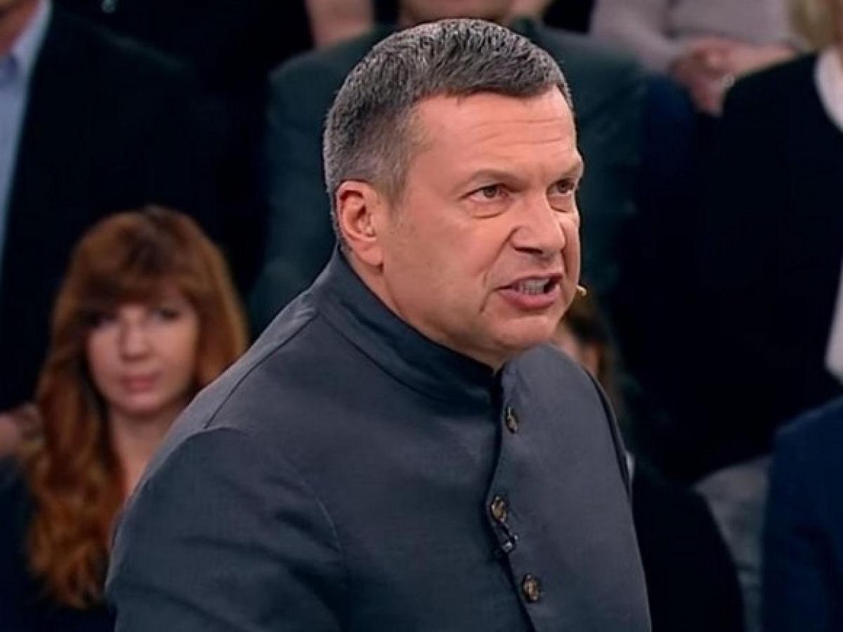 """Мюрид о запрете въезда Соловьеву в Латвию: """"Италия будет следующей"""""""