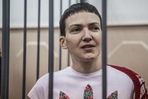 """Начальник конвоя Надежды Савченко запретил ей разговаривать """"на чурбанском языке"""""""