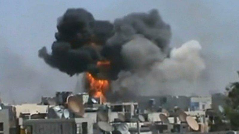 Уничтожили четыре самолета и полсотни асадовских вояк: появились подробности атаки чеченских смертников на аэродром в Дэйр-эз-Зоре