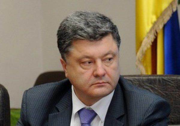 Эксклюзивное интервью Порошенко. Год правления
