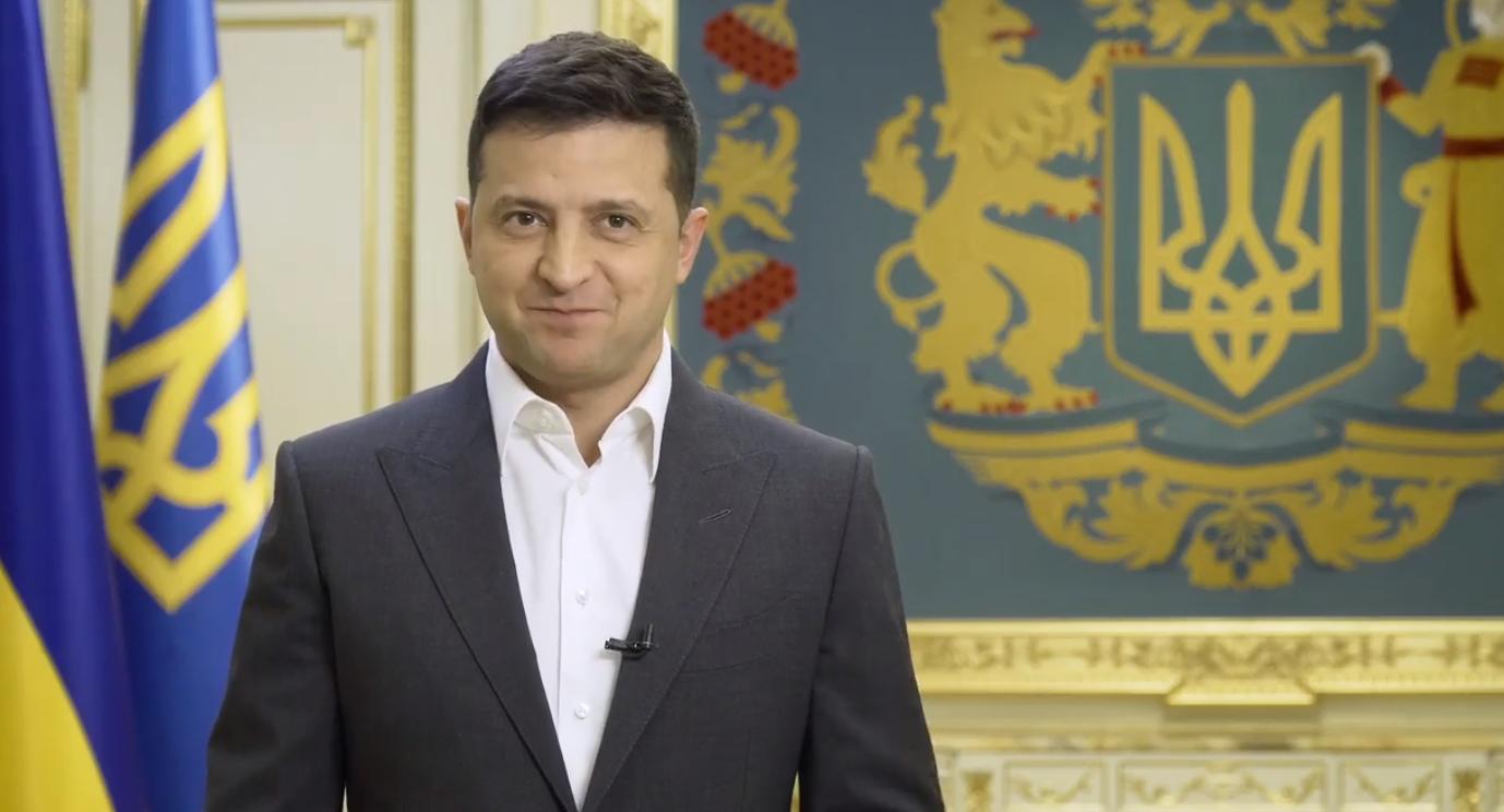 Зеленский озвучил первый вопрос на всеукраинский опрос 25 октября