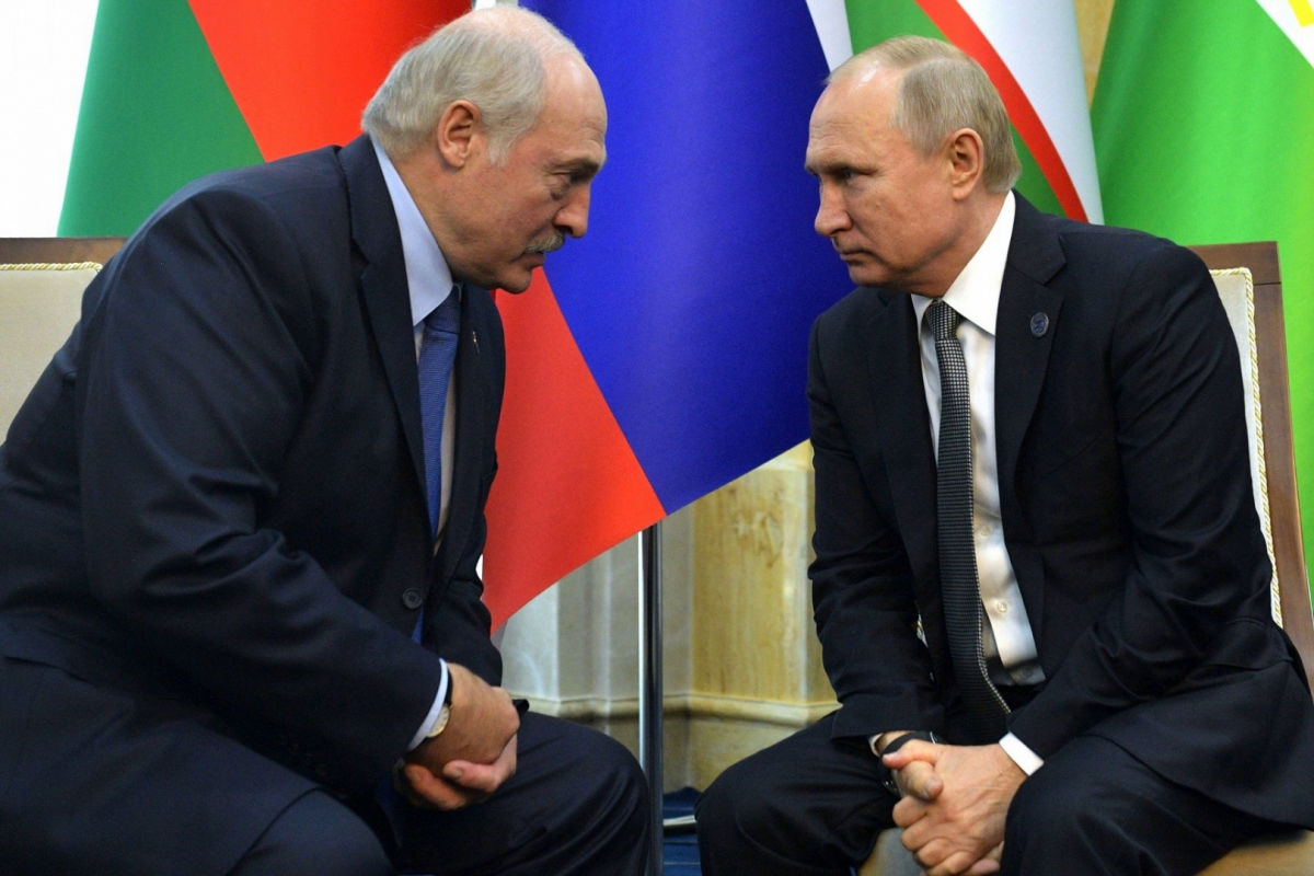 Источник: Лукашенко снова сорвал подписание с Путиным соглашения о Союзном государстве