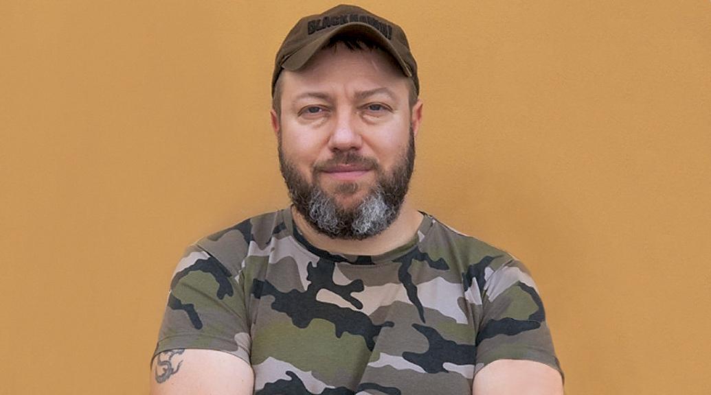Он так и не дождался освобождения родного Донецка: в  ДТП трагически погиб известный волонтер и патриот Украины  Леонид Краснопольский