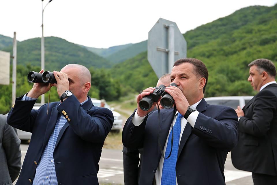 """""""Оккупанты пришли на чужую землю и никогда не будут там полноправными хозяевами"""", - Полторак в Грузии жестко прошелся по России"""