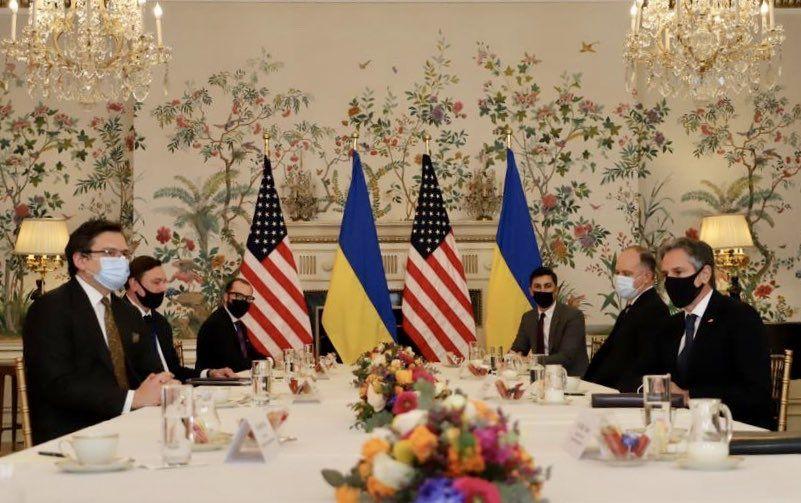 США активизируются в процессе урегулирования на Донбассе - итоги переговоров Кулебы и Блинкена