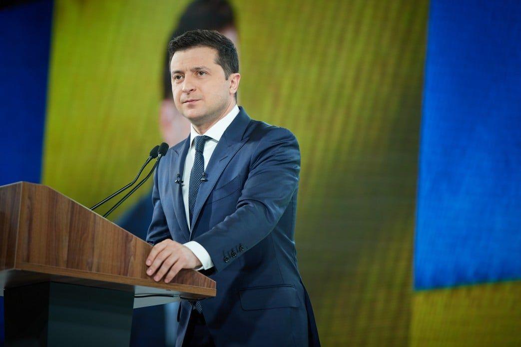 Зеленский отреагировал на потери под Шумами - президент не упомянул ни Россию, ни ее наемников