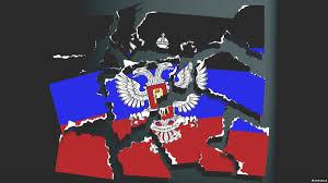 """В """"ЛНР"""" снова сорвали флаг недореспублики, """"полиция"""" не может найти """"неизвестных диверсантов"""""""